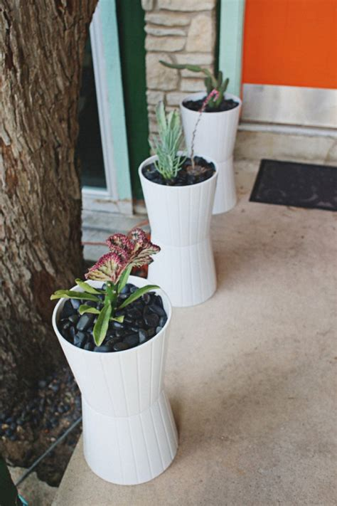 ikea planters 15 diy planters for your front porch