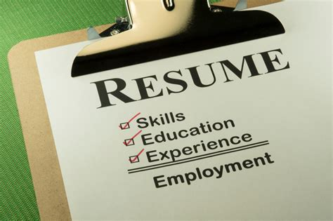 Student Resume For Job by 4 Ways To Gain Job Experience Fastweb