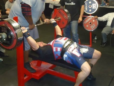 uk bench press record moon guns for a new title irondawgs also compete in ga