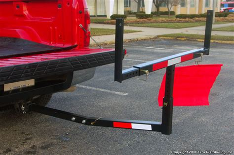 truck bed extender kayak truck bed extender and canoe large object carrier ebay