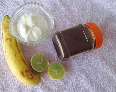 diy banana mask diy banana hair mask for frizzy hair makeup and home