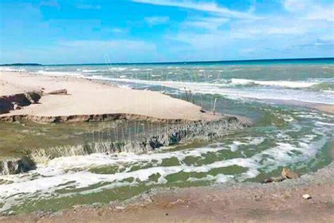 altamira el sol del sur hoy tamaulipas rompimiento de cordon litoral en sur de