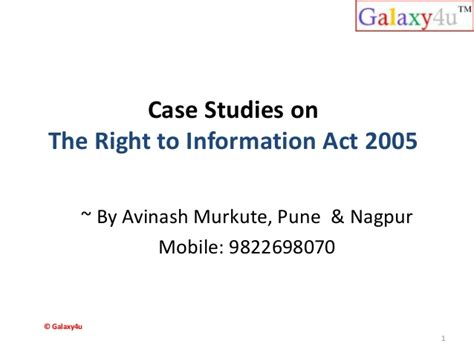 Essay On Right To Information Act And Its Fallout by How To Write An Essay