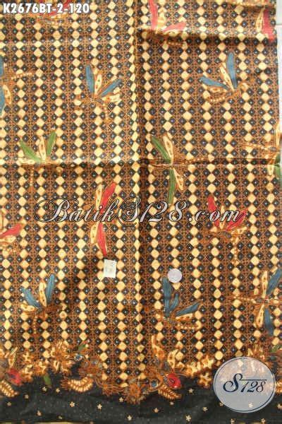 Batik Etnik Elegan jual kain batik kombinasi tulis batik jawa etnik