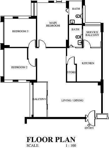 layout plan interior garie sim interior design 3d rendering on public housing