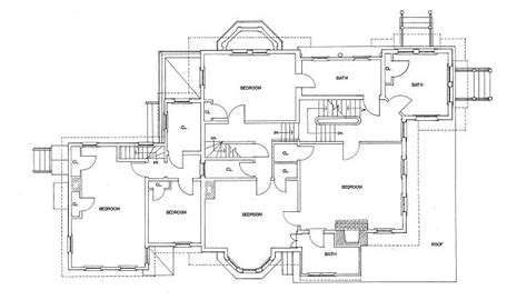 second empire floor plans cape may house revival