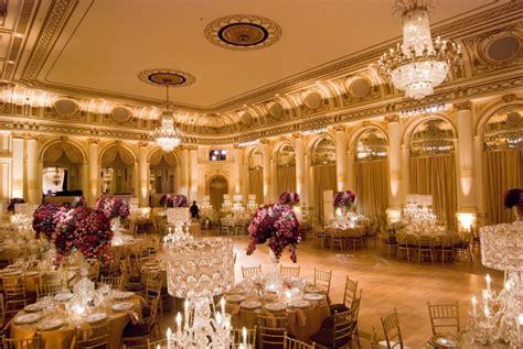 wedding hotels new york a five luxury wedding at the plaza hotel new york creme de la