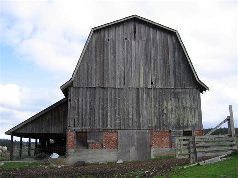 barn roof types roof type historic barns of the san juan islands