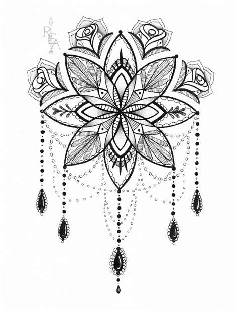 tattoo mandala st e unavailable listing on etsy