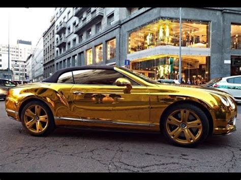 golden bentley bentley gold 2015 in canada by mouradakhrif youtube