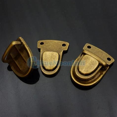 Special Lock4 Set O 16 closure catch tuck lock for leather bag clasp purse 2 5 10 sets c458 c16 b ebay