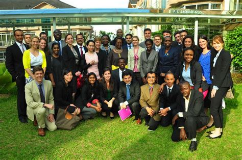 Mba Education Wharton by Learning Transformational Leadership In Rwanda With