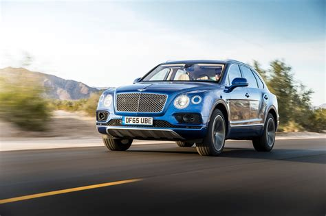 bentley bentayga engine 2016 bentley bentayga review gtspirit