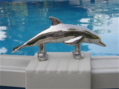 boat cooler cleats creative cleats llc announces dolphin shaped dock cleat