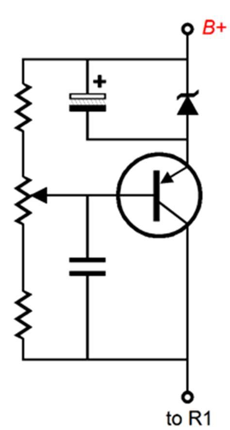 transistor lost function constant power recap time