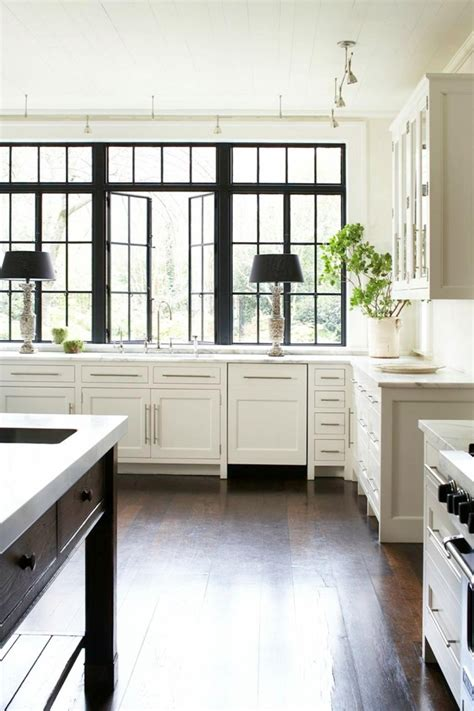 Painting Wood Windows White Inspiration 3 Reasons To Paint Window Trim Black Emily A Clark