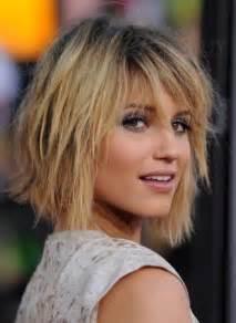 Most popular shaggy bob hairstyle short straight 100 human hair wig