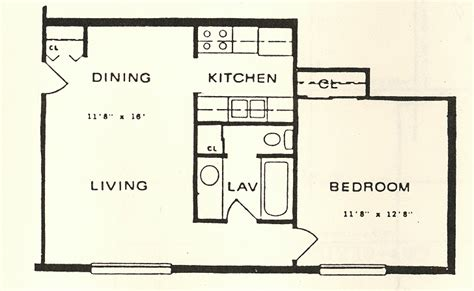 Apartment Floor Plans 1 Bedroom Pastore Communities Pastore Builders