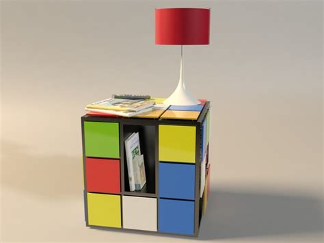 chagne cube coffee table colorfull rubik s cube coffee table kub coffee table by