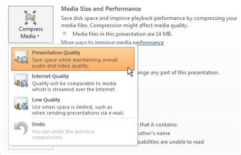 Reduce Resume File Size by Reduce The File Size Of Powerpoint Presentations How To