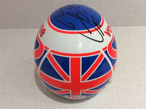 Helmet Bell 5 Button jenson button signed f1 helmet signed memorabilia 4u