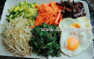 Cuka Apel Dari Korea bento mania resep dan cara membuat bibimbap updated