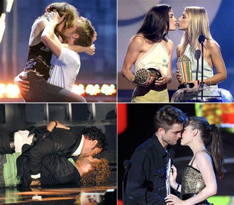 best kisses mtv awards the best quot best quot kisses mtv