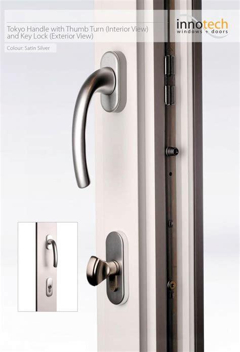 windows door handles window and door handles innotech windows doors