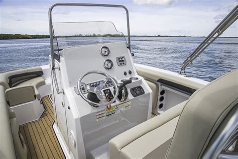 hurricane deck boat center console cc 21 ob center console hurricane deck boats