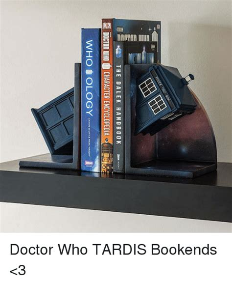 Tardis Meme - the dalek handb0ok o doctor lind character encyclopedias who ology cnancom doctor who tardis