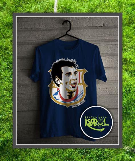 Kaos Bola Messi Karikatur kaos karikatur pemain bola 0857 1333 3738 im3 0823