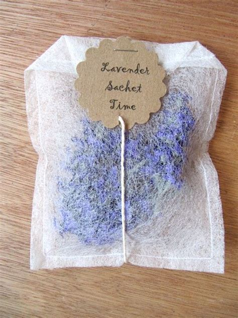take a used dryer sheet and recycle it into a sachet