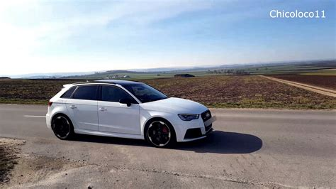 Audi Sound by Audi Rs3 8v Sound Rs Sportabgasanlage