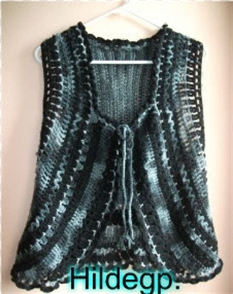chalecos abiertos a dos agujas para mujer chaleco en dos agujas para tejer a crochet con v 205 deo