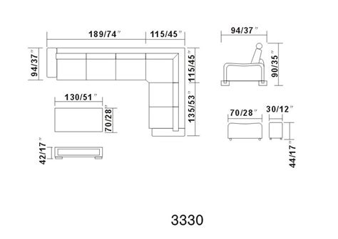 Sectional Sofa Dimensions Standard Standard Sofa Length The 17 Best Images About Standards On