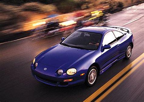 97 Toyota Celica Toyota Celica Coup 233 St 1997