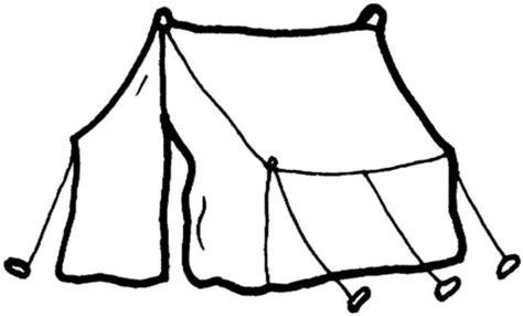 Ausmalbild Zelt  Ausmalbilder Kostenlos Zum Ausdrucken sketch template