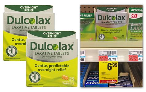 Dulcolax Stool Softener Walgreens by Free Dulcolax At Cvs After Mail In Rebate The Krazy