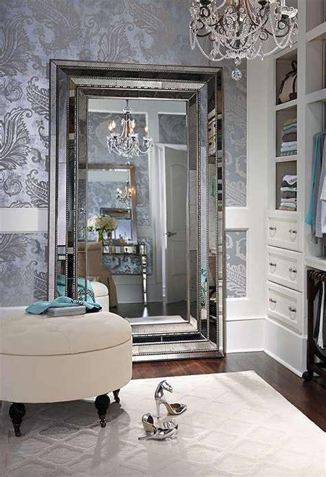 closet mirrored wallpaper dressing room dream the elegant duchs storage mirror is specifically