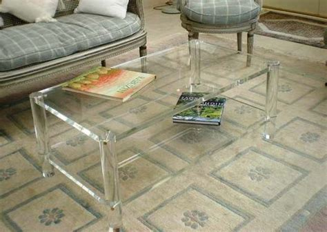Ideas For Lucite Coffee Table Design Acrylic Coffee Table Ikea Home Design