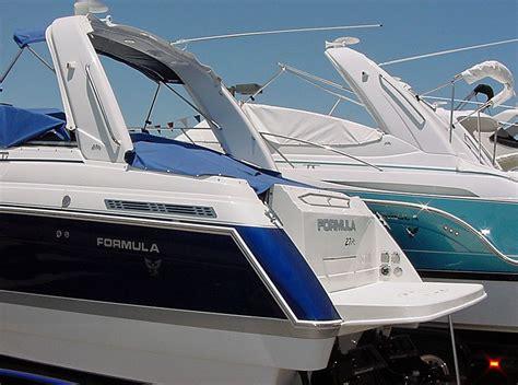 formula boats swim platform swimplatforms