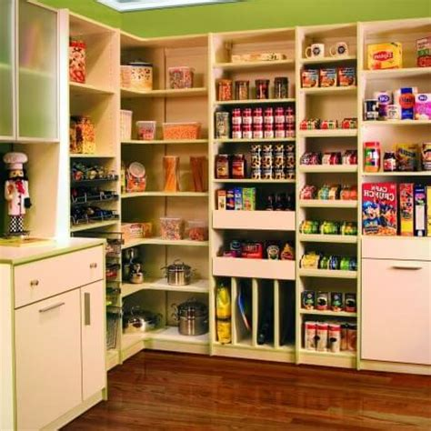 Closet Pantry Organizers by Showroom