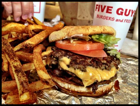 five guys battle of boc five guys vs in n out battle of california