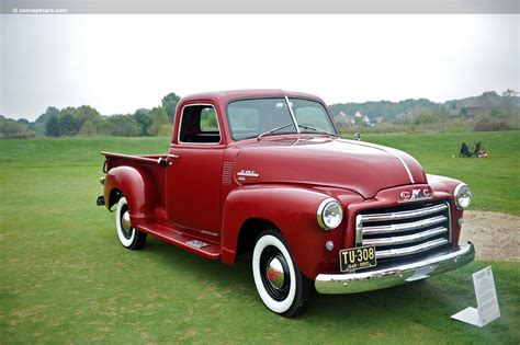 1949 gmc model 100 pictures history value research