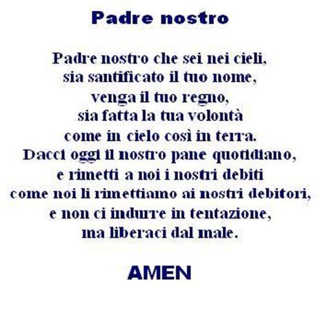 padre madre testo tracce di infinito la splendida preghiera quot padre nostro quot