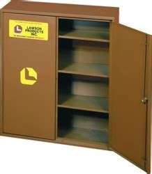 Msds Storage Cabinet by Aerosol Cabinet Multipurpose With 9 Shelves A15