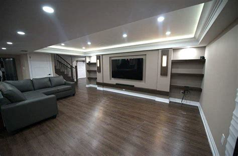 smart home solutions basement renovations toronto basement renovations finishing remodeling harmony