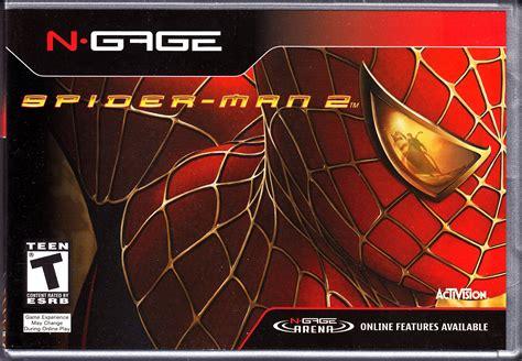 n gage full version games download various spider man 2 game full version free software