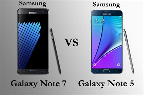 samsung galaxy note 7 vs note 4 what s the difference and should i upgrade samsung galaxy note 7 vs samsung galaxy note 5 what s different news18