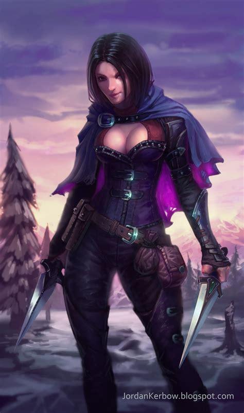 woman warrior 2 youtube icewind dale tribute by jordankerbow on deviantart